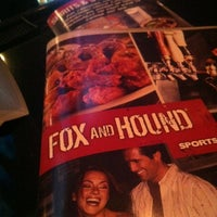 Photo taken at Fox & Hound by Larry J. on 4/5/2012