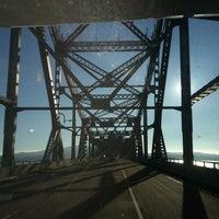 Photo taken at Richmond-San Rafael Bridge by Janis S. on 6/30/2012