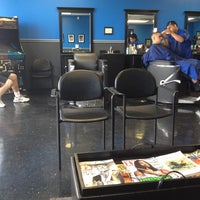 Photo taken at Five Star Cuts by Luis on 6/14/2012