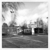 Photo taken at Schill-Kaserne by Pascal Z. on 2/23/2012