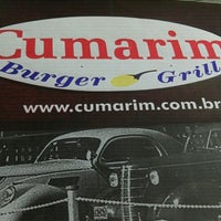 Photo taken at Cumarim Burger Grill by Thayana L. on 4/27/2012