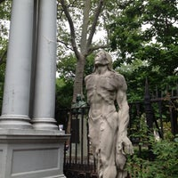 Photo taken at St. Mark's Church in the Bowery by Cricky C. on 5/27/2012