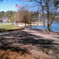Photo taken at Lake Ella by Derrika H. on 3/5/2012