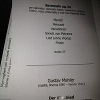 Photo taken at Oratorio San Filippo Neri by Asher C. on 3/23/2012