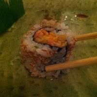 Photo taken at Hana Sushi by Aubrey D. on 4/21/2012