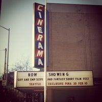 Photo taken at Cinerama by Chris H. on 2/5/2012