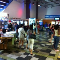 Photo taken at United Artists Sheepshead Bay 14 IMAX & RPX by Andre M. on 7/6/2012