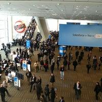 Photo taken at Cloudforce Social Enterprise Tour - San Francisco 2012 by Nancy R. on 3/15/2012