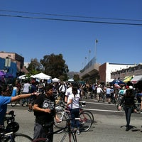 Photo taken at Bicycle District by Efrain C. on 4/15/2012