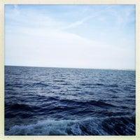 Photo taken at Long Island Sound by Megan G. on 9/2/2012