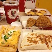 Photo taken at KFC by Karen C. on 6/28/2012