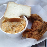 Photo taken at Curly's Fried Chicken by Gray W. on 8/14/2012
