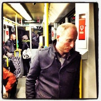 Photo taken at M10 Party Tram by Donald B. on 3/31/2012
