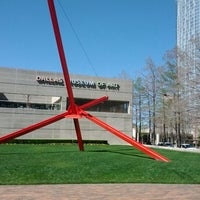 Photo taken at Dallas Museum of Art by Brad T. on 3/4/2012