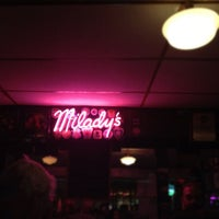 Photo taken at Milady's Bar & Restaurant by Gregory S. on 2/29/2012