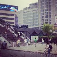 Photo taken at Subway Zhongguancun by Xiasi on 6/1/2012