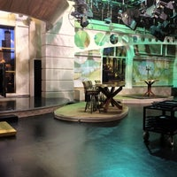 Photo taken at Windy City LIVE @ WLS ABC7 Studios by Dan L. on 4/15/2012