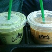 Photo taken at Starbucks by Cindy W. on 6/22/2012