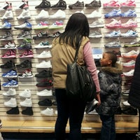 Photo taken at Kids foot locker cheltenham mall by evetta g. on 2/20/2012