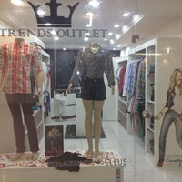 Photo taken at Trends Store by Flavio B. on 6/23/2012