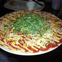 Photo taken at City Restaurant Bar Amis by Tanita G. on 3/2/2012