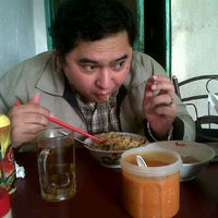 Photo taken at Bakmi Emen, Poris Indah by stefanus budi s. on 5/16/2012