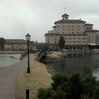 Photo taken at Broadmoor International Center by Ben C. on 3/2/2012