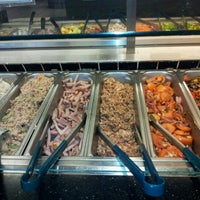 Photo taken at CIBO Express Gourmet Market by Lisa on 6/17/2012
