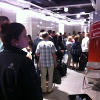 Photo taken at Gate B33 by Lapferda R. on 7/9/2012