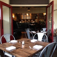 Photo taken at Restaurant Zoë by Joanne P. on 6/11/2012