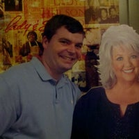 Photo taken at The Paula Deen Store by Dana G. on 3/29/2012
