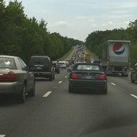 Photo taken at Interstate 95 by J B. on 7/19/2012