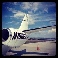 Photo taken at McClellan-Palomar Airport (CLD) by Sugar J. on 9/8/2012