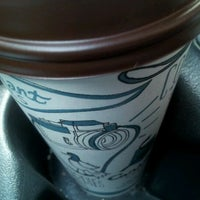 Photo taken at Caribou Coffee by Tami C. on 6/3/2012