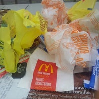 Photo taken at McDonald's by Cédricairlines B. on 8/11/2012