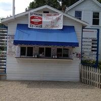 Photo taken at Benson's Ice Cream by John B. on 7/15/2012