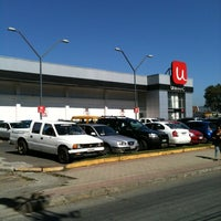 Photo taken at Unimarc by Jorge B. on 3/30/2012