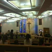 Photo taken at Shrine of the Most Holy Redeemer by Anton M. on 4/8/2012