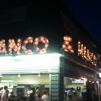Photo taken at Manco & Manco Pizza by Brian D. on 7/3/2012