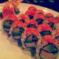 Photo taken at Sushi Thai by Vivian on 8/11/2012