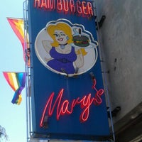 Photo taken at Hamburger Mary's by Shok on 5/27/2012