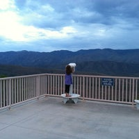 Photo taken at Sunset Point Rest Stop by Ted G. on 8/23/2012