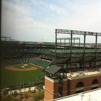 Photo taken at Hilton Baltimore by Melody B. on 7/11/2012
