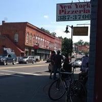 Photo taken at New York Pizzeria by Scott H. on 8/25/2012