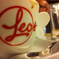 Photo taken at Leos Pizzeria by Eleonora P. on 5/18/2012