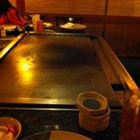 Photo taken at Sake Sushi Hibachi House by Whitney R. on 2/18/2012