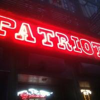 Photo taken at The Patriot Saloon by Erik P. on 6/5/2012