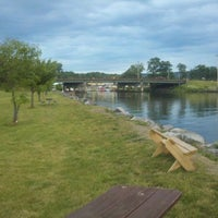 Photo taken at Warren W. Clute Memorial Park by Kevin A. on 6/10/2012