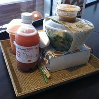 Photo taken at Green Eat by Pablo M. on 3/7/2012