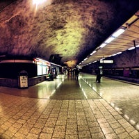 Photo taken at Metro Kamppi by Juho R. on 6/25/2012